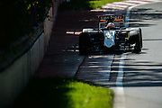 June 5-7, 2015: Canadian Grand Prix: Nico Hulkenberg (GER), Force India-Mercedes