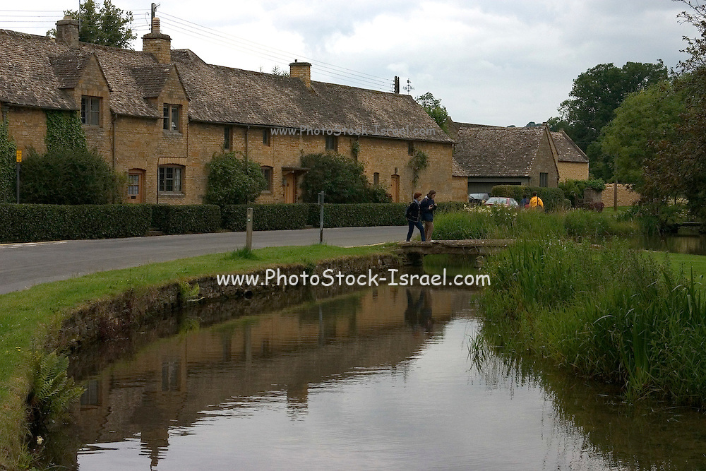 The area is characterised by attractive small towns and villages built of the underlying rock, known as Cotswold stone.the Cotswolds are well-known for gentle hillsides and sleepy villages