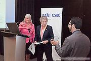 SCDA - Remise des Prix reconnaissance et mérite à l'excellence, - Société canadienne des directeurs d'association, Section du Québec à  Centre Mont-Royal<br />  / Montréal / Canada / 2014-06-04, Photo © Marc Gibert / adecom.ca