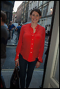 LUCINDA JOHNSON, Dinosaur Designs launch of their first European store in London. 35 Gt. Windmill St. 18 September 2014
