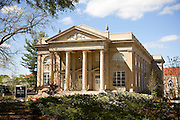 OXFORD, MS - APRIL 12:   Fulton Chapel on the campus of the University of Mississippi on April 12, 2008 in Oxford, Mississippi.  (Photo by Wesley Hitt/Getty Images) *** Local Caption ***