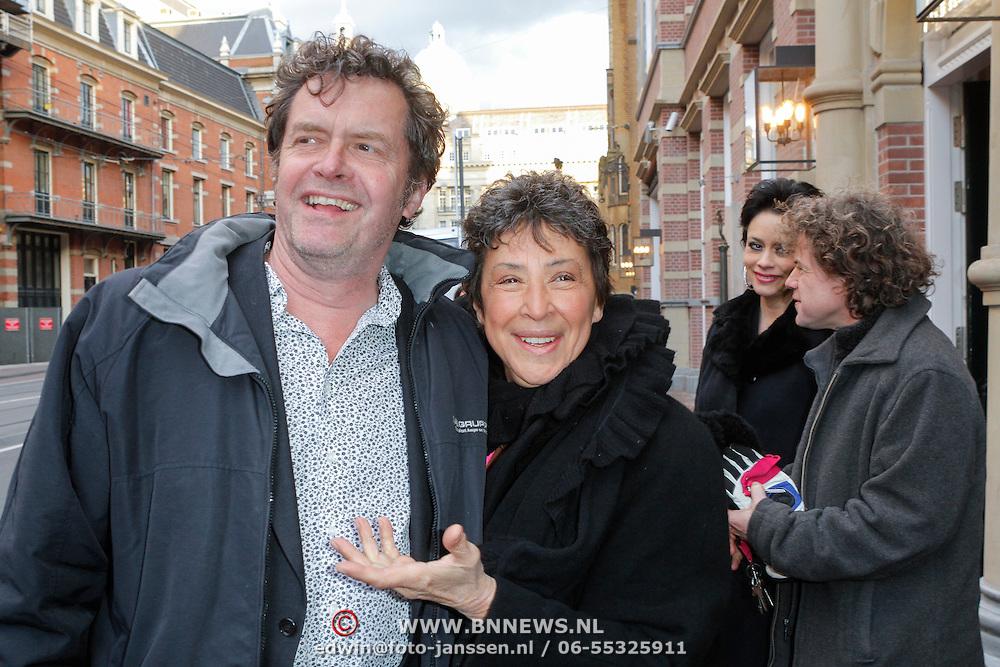 NLD/Amsterdam/20120416 - Inloop Amsterdams Kleinkunst Gala 2012, Hedy Lester