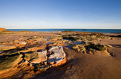Sandstone meets Pindan at Broome's Riddelll Beach.