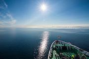 Arctic shelf, Svalbard, Arctic