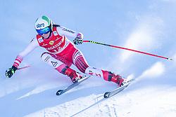 10.01.2020, Keelberloch Rennstrecke, Altenmark, AUT, FIS Weltcup Ski Alpin, Abfahrt, Damen, 2. Training, im Bild Mirjam Puchner (AUT) // Mirjam Puchner of Austria in action during her 2nd training run for the women's Downhill of FIS ski alpine world cup at the Keelberloch Rennstrecke in Altenmark, Austria on 2020/01/10. EXPA Pictures © 2020, PhotoCredit: EXPA/ Johann Groder