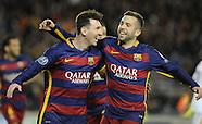 FC Barcelona v A.S. Roma 241115
