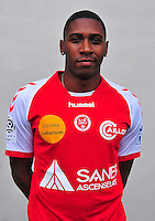 Christopher GLOMBARD - 03.10.2013 - Photo officielle Reims - Ligue 1<br /> Photo : Philippe Le Brech / Icon Sport