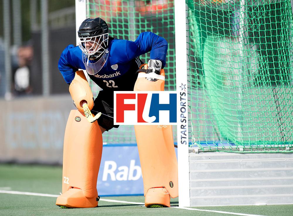 BREDA - Rabobank Hockey Champions Trophy<br /> The Netherlands - India<br /> Photo: Sam van der Ven.<br /> COPYRIGHT WORLDSPORTPICS FRANK UIJLENBROEK