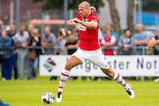 UITGEEST - 09-07-2016, AZ - FC Volendam, Complex FC Uitgeest, 8-1, AZ speler Ron Vlaar