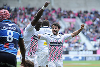 Jerome FILLOL  - 16.05.2015 - Stade Francais / Montpellier - 25eme journee Top 14<br /> Photo : Nolwenn Le Gouic / Icon Sport
