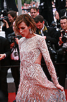 Nievez alvares at the gala screening for the film Sicario at the 68th Cannes Film Festival, Tuesday May 19th 2015, Cannes, France.