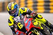 Ivan LINTIN, Dafabet Devitt Racing, Kawasaki<br /> 64th Macau Grand Prix. 15-19.11.2017.<br /> Suncity Group Macau Motorcycle Grand Prix - 51st Edition<br /> Macau Copyright Free Image for editorial use only