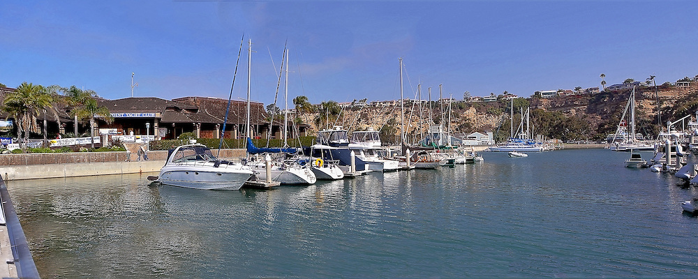 Dana Point Yacht Club In The Harbor