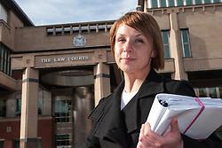 Sheffield law courts, Yorkshire UK