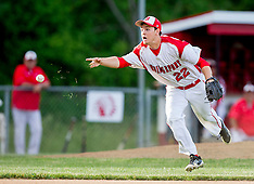 05/26/15 HS Baseball Bridgeport vs. Liberty