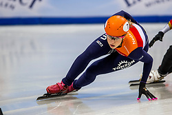14-01-2018 DUI: ISU European Short Track Championships 2018 day 3, Dresden<br /> Suzanne Schulting NED #7