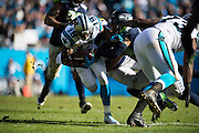 January 17, 2016: Carolina Panthers vs Seattle Seahawks. Ginn, Ted