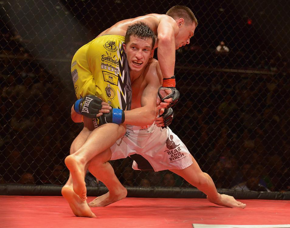 Ring Of Combat 48, Tropicana Casino & Resort, Atlantic City, New Jersey, May 16, 2014