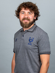 Tom Vaux - Mandatory by-line: Robbie Stephenson/JMP - 01/08/2019 - RUGBY - Clifton Rugby Club - Bristol, England - Bristol Bears Headshots 2019/20