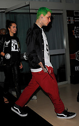 Rita Ora wearing a silver matallic outfit, enjoys night out with boyfriend Ricky Hilfiger and her sister Elena Ora at The Box club in Soho, London, UK. 17/09/2014<br /> BYLINE MUST READ : GOTCHAIMAGES.COM<br /><br />Copyright by © Gotcha Images Ltd. All rights reserved.<br />Usage of this image is conditional upon the acceptance <br />of Gotcha Images Ltd, terms and conditions available at<br />www.gotchaimages.com