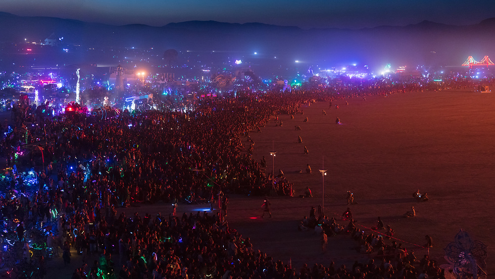 Thank you to the entire Burning Man community. It was an honor to make these images of you. Stay weird.