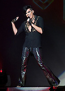 Adam Lambert's Glam Nation Tour at Clowes Hall in Indianapolis, IN on August 31, 2010