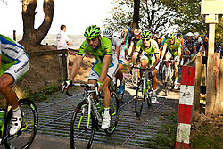 Veenendaal, Netherlands - Dutch Food Valley Classic::  23th August 2013 - Elia Viviani, Cannondale Pro Cycling