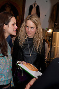 BEX CROFTON-ATKINS , The Volunteer, A fundraiser for a school project in Uganda. The Henry Von Straubenzee Memorial Fund, <br /> Few And Far, 242 Brompton Road, London SW3, 11 February 2010.