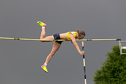 Tina Sutej competes during day 2 of Slovenian Athletics Cup 2019, on June 16, 2019 in Celje, Slovenia. Photo by Peter Kastelic / Sportida