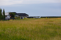 Commercial photography for the developers of a new community of homes near the Okotoks Air Ranch Airport.<br /> <br /> ©2015, Sean Phillips<br /> http://www.RiverwoodPhotography.com