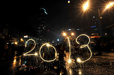 JAN 1 2013 New Year Celebrations from around the world
