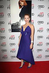 Jessica Chastain bei der Premiere von Miss Sloane in Los Angeles<br /> <br /> / 111116<br /> <br /> <br /> ***Premiere von Miss Sloane in Los Angeles on november 11, 2016***