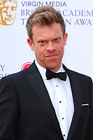 William Beck, Virgin Media British Academy (BAFTA) Television Awards, Royal Festival Hall, London, UK, 12 May 2019, Photo by Richard Goldschmidt
