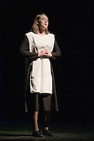 Dress rehearsal for The Sound of Music production by Gilford High School November 9, 2011.