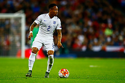 Nathaniel Clyne of England - Mandatory byline: Jason Brown/JMP - 07966 386802 - 09/10/2015- FOOTBALL - Wembley Stadium - London, England - England v Estonia - Euro 2016 Qualifying - Group E