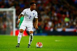 Nathaniel Clyne of England - Mandatory byline: Jason Brown/JMP - 07966 386802 - 09/10/2015- FOOTBALL - Wembley Stadium - London, England - England v Estonia - Euro 2016 Qualifying - Group E