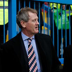 Cowdenbeath v Rangers   Scottish Championship   7 March 2015