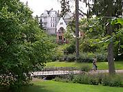 Nerotalanlagen, Nerotal, Wiesbaden, Hessen, Deutschland | Nerotal gardens, Wiesbaden, Hesse, Germany