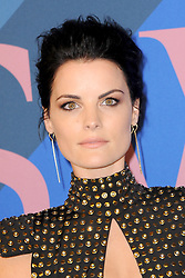 June 5, 2017 - New York, NY, USA - June 5, 2017  New York City..Jaimie Alexander attending the 2017 CFDA Fashion Awards on June 5, 2017 in New York City. (Credit Image: © Kristin Callahan/Ace Pictures via ZUMA Press)