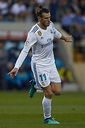 May 19, 2018 - Vila-Real, Castellon, Spain - Gareth Bale of Real Madrid CF celebrates after scoring during the La Liga game between Villarreal CF and Real Madrid CF at Estadio de la Ceramica on May 19, 2018 in Vila-real, Spain  (Credit Image: © David Aliaga/NurPhoto via ZUMA Press)