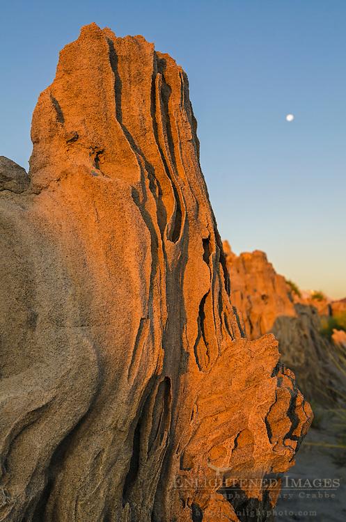 Sand Tufa along the South Shore of Mono Lake, Mono County, Eastern Sierra, California