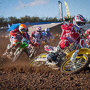 DeCoster put Ivan on the team not only for logistic reasons, but also because Ivan had experience in the event and historically got good starts. In big events like des Nations, it is far better to lead early and manage from the front than it is to start badly and try to come through the pack. With only 3 races to determine the winner, good starts are an essential piece of the American success recipe. Ivan did what he was expected to do and got good starts all weekend.