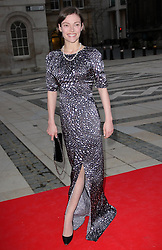 Camilla Rutherford arriving at the Women for Women International Gala in London, Thursday, 3rd May 2012. Photo by: Stephen Lock / i-Images