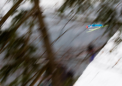 Richard Freitag of Germany during the Flying Hill Individual Event at 4th day of FIS Ski Jumping World Cup Finals Planica 2013, on March 24, 2013, in Planica, Slovenia. (Photo by Vid Ponikvar / Sportida.com)