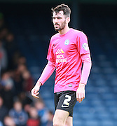 Peterborough United player Michael Smith during the Sky Bet League 1 match between Southend United and Peterborough United at Roots Hall, Southend, England on 5 September 2015. Photo by Bennett Dean.