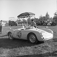 Sports Car Club of America races from the early 1960s or late 1950s.