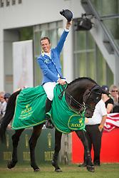 Ahlmann Christian (GER) - Codex One<br /> Winner of the Rolex Grand Prix of Aachen<br /> Weltfest des Pferdesports CHIO Aachen 2014<br /> © Dirk Caremans