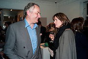 SEBASTIAN WHITESTONE; INDIA JANE BIRLEY, Book signing reception for a photo book of Black and White photographs of dogs Luna and Lola'  by Priscilla Rattazzi. Mungo and Maud. Elizabeth st. London. 9 November 2008. -DO NOT ARCHIVE-© Copyright Photograph by Dafydd Jones. 248 Clapham Rd. London SW9 0PZ. Tel 0207 820 0771. www.dafjones.com.
