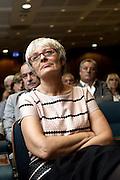 08/10/2014 Rome, election of the new CISL union general secretary. Annamaria Furlan - © PIERPAOLO SCAVUZZO