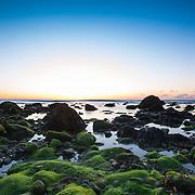 Today's  sunrise  at Narragansett Town Beach, Narragansett, RI,  April  3, 2013.